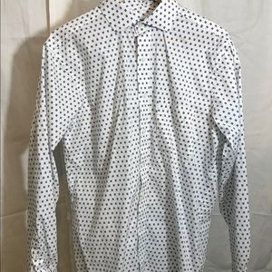 Club Room, men's dress shirt. Size medium